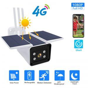 Соларна IP 4G камера